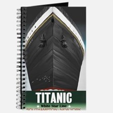 Titanic Poster Journal