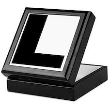 l_arial_d Keepsake Box