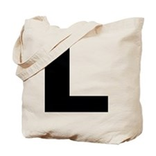 l_arial_d Tote Bag