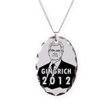 Newt Gingrich2012 Necklace