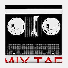 i_mix_tape2 Tile Coaster
