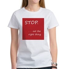 Design - STOP better corners - 10x Tee