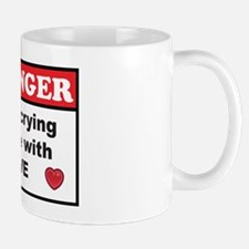 easy cry baby BIG Mug