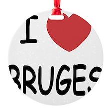 BRUGES Ornament