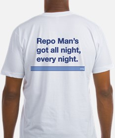 Repo Man Quote Generic Shirt