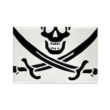 pirat Rectangle Magnet