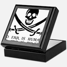 pirat Keepsake Box