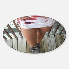 Hot Legs Decal