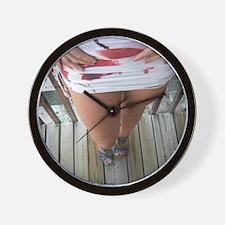 Hot Legs Wall Clock