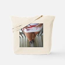 Hot Legs Tote Bag