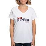 Unperfectionist Women's V-Neck T-Shirt