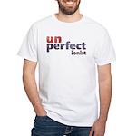 Unperfectionist White T-Shirt