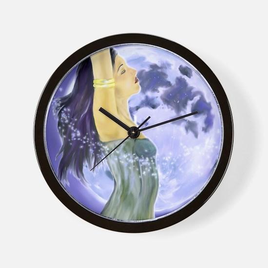 11x11_pillow mag Wall Clock
