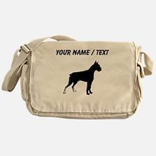 Custom Boxer Messenger Bag