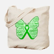 Traumatic Brain Injury TBI Tote Bag
