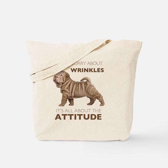 attitude2 Tote Bag