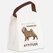 attitude2 Canvas Lunch Bag