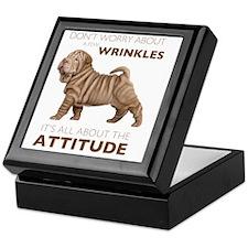 attitude2 Keepsake Box