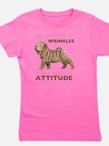 attitude3 Girl's Tee