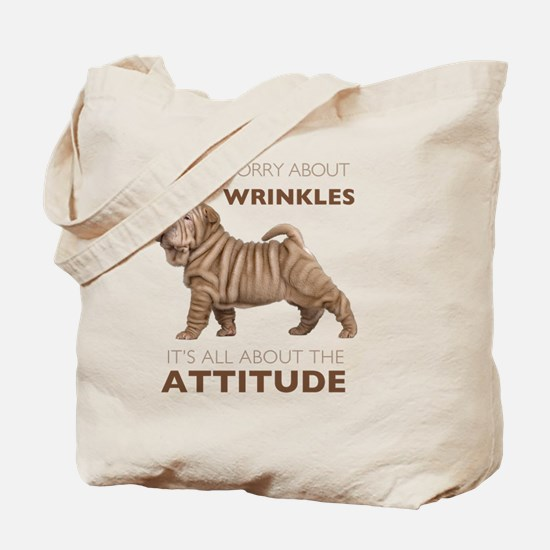 attitude3 Tote Bag