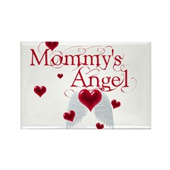 Mommy's Angel Rectangle Magnet (10 pack)