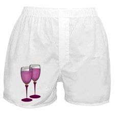 Wine & Grapes Still Life Boxer Shorts