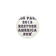 rp_restore_america_now Mini Button