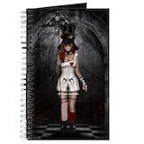 Alice in wonderland Journals & Spiral Notebooks