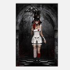 Wonderland Postcards (Package of 8)