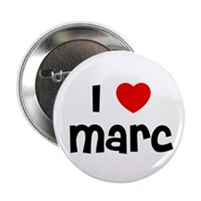 "I * Marc 2.25"" Button (10 pack)"