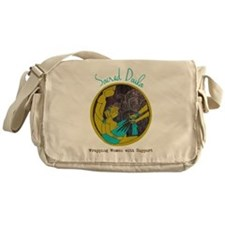 Sacred Doula Messenger Bag