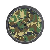 Camo Basic Clocks