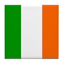 PROUD IRISH Tile Coaster
