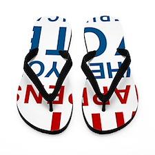 mitthappens2-1 Flip Flops