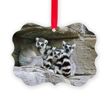 Lemurs Ornament
