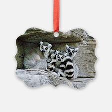Lemurs Ornament