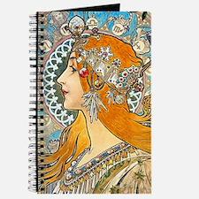 iPad S Mucha La Plume Journal