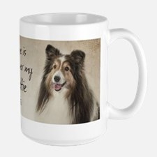 Mix And Match Large Sheltie Mugs