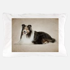 Sheltie Pillow Case