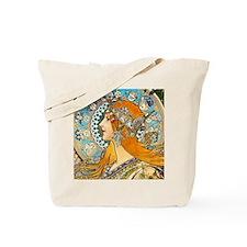 Pillow Mucha La Plume Tote Bag
