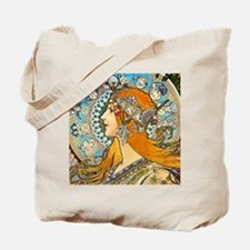 Pillow Mucha La Plume Tote Bag