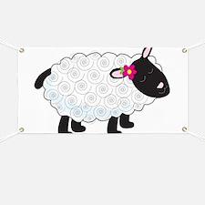 Little Lamb Banner