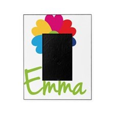 Emma-Heart-Flower Picture Frame