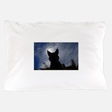 Stealthy Cattle Dog Pillow Case