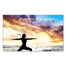 You_Are_A_Warrior Decal