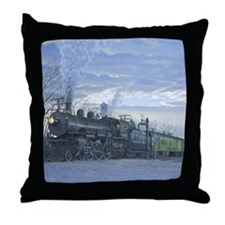 holiday-homecoming Throw Pillow