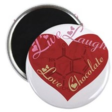Love_chocolateshirt_vertical copy Magnet