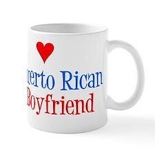 I Love My Puerto Rican Boyfriend Mug