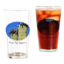 organ pipe saguaro Drinking Glass