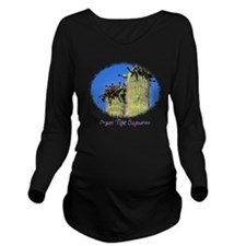 organ pipe saguaro Long Sleeve Maternity T-Shirt